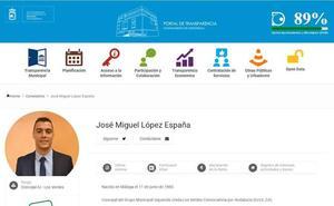 Portavoz de Cs en Almería y concejal de IU en Fuengirola