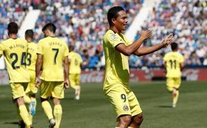 El Villarreal emerge y deja tocado al Leganés