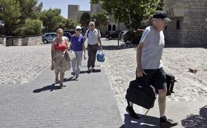 ¿De dónde son los que visitan Jaén?