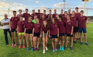 El Club Natación Jaén inicia una nueva temporada cargada de ilusión