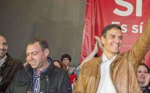 El alcalde de Jun dimite esta tarde para incorporarse al gabinete de Pedro Sánchez