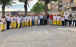 Un equipo de 60 personas se encargará de la limpieza de los colegios en Jaén