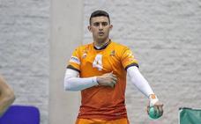 Hallan muerto a Vinicius Noronha, líbero del Club Voleibol Teruel