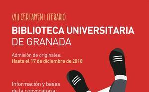 La Biblioteca de la UGR convoca el VIII Certamen Literario