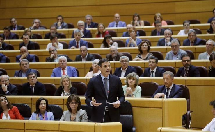 Los 24 granadinos que podrían perder el aforamiento con la reforma de Pedro Sánchez