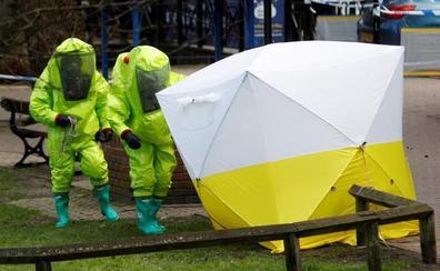 Dos personas atendidas tras comer en el restaurante donde fueron envenenados los Skripal