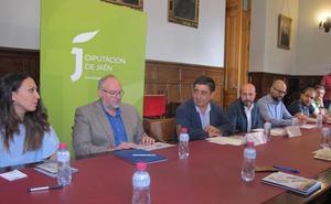 Reyes destaca «la alta valoración» de las entidades europeas sobre las becas Talentium de la Diputación de Jaén