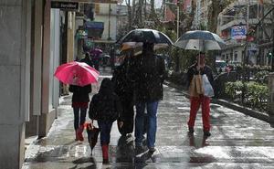 La AEMET activa este lunes el aviso amarillo en Jaén por tormentas