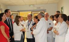 Torrecárdenas tendrá en un mes una Unidad de Ictus de referencia que atenderá a más de 400 pacientes al año