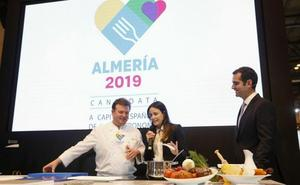 La candidatura 'Almería 2019' se viste hoy de largo en Madrid
