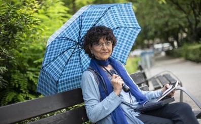 Ángeles Mora da el salto a la multimedia cultural con 'Canciones inaudibles'
