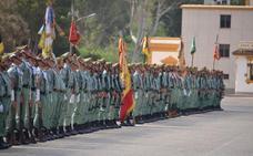 Jornada de puertas abiertas en la Brigada de La Legión