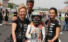 El piloto de Los Villares, Jesús Torres, se proclama campeón de España de Moto5