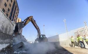 Las obras de Sierra Alhamilla se encarecerán por tener que llevarse los escombros a Níjar