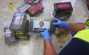 Interceptan un vehículo con más de 27,5 kilos de cocaína en la A-92 por Granada