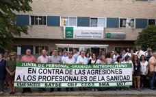 Condenan la agresión de una paciente a un sanitario en el Centro de Especialidades de Cartuja