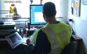 La Guardia Civil alerta del correo-estafa sobre un trabajo de 1.000 euros por un día