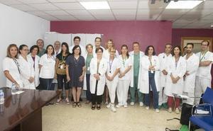 Granada aplica la trombectomía a 267 afectados de ictus de Andalucía Oriental