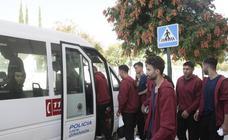 Granada se hace cargo de 38 inmigrantes llegados de Motril en menos de 24 horas