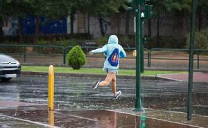 La AEMET activa este martes el aviso amarillo en el Valle del Almanzora y Los Vélez por tormentas