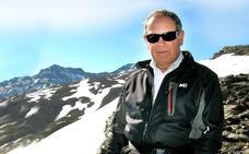 Manuel Titos Martínez, presidente del Consejo de Participación del Espacio Natural de Sierra Nevada