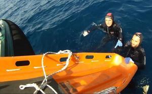 Hallan un segundo cadáver flotando en aguas de Motril