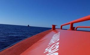 Llegan a Motril 124 inmigrantes rescatados cerca de la isla de Alborán