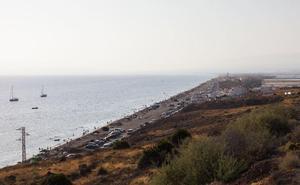 La Junta abre expediente sancionador a Playas por haber instalado la ducha en La Fabriquilla