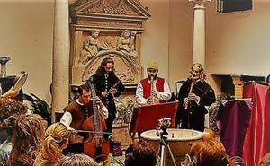 Un concierto abre los actos del 450º aniversario de la rebelión morisca