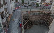 Urbanismo descarta que haya daños en el embovedado del Darro