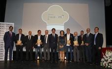 IDEAL celebra la gala de sus II Premios Almería Gourmet en la antesala del congreso