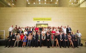 Bankia y CajaGranada Fundación entregan 212.500 euros a 60 proyectos sociales