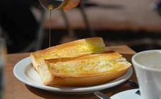 ¿Engordan las tostadas con aceite?