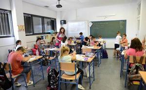 La Junta destina 2,1 millones a las nuevas instalaciones del colegio de Alomartes