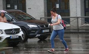 La AEMET activa este miércoles el aviso amarillo en Almería por tormentas