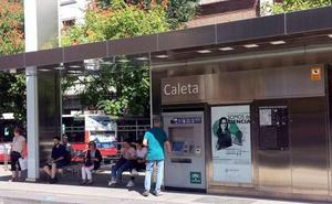 El metro promociona en sus marquesinas la labor científica que se desarrolla en Granada