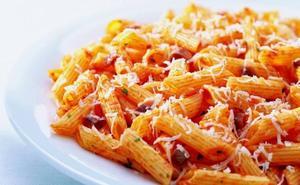 3 alternativas de Just Eat a la pasta tradicional si quieres adelgazar