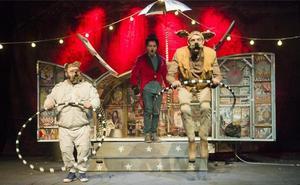 Dos premios nacionales de escénica abanderan el programa de TIF Granada 19