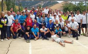 Dani Moreno se proclama campeón regional de bolo andaluz valle