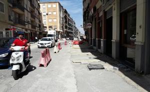 La finalización de las obras en la calle Doctor Eduardo Arroyo se retrasa a octubre