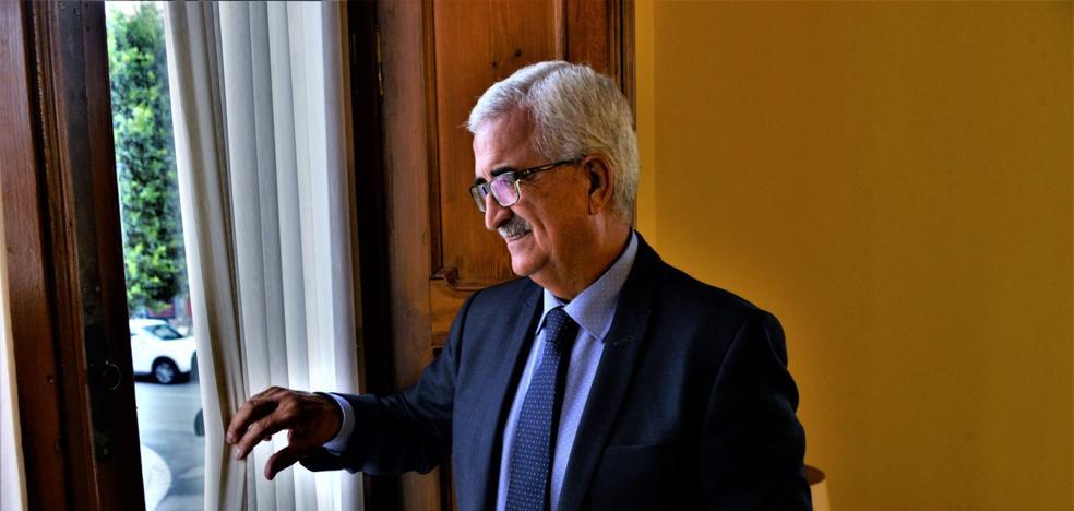 «El PSOE no va a permitir que Andalucía sea el tablero de juego de las cuitas entre Rivera y Casado»