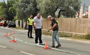 Un cuchillo, un bate de béisbol y una sola planta de marihuana, las claves del crimen de Órgiva