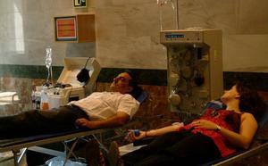Las donaciones de sangre de los jienenses durante este verano aumentan un 15% con respecto al año pasado
