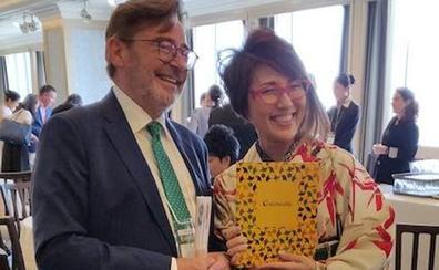 Granada se promociona en Japón como destino turístico inteligente