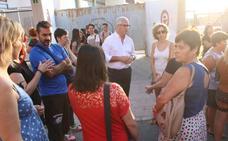 Amenaza de plante en el IES Carmen de Burgos y clases suspendidas