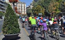 7 actividades organizadas para este jueves en Granada por la Semana Europea de la Movilidad