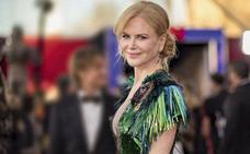 Nicole Kidman recae en el botox