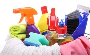 Advertencia de la OCU por los químicos de los productos de limpieza que usas en casa