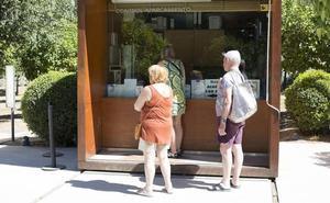 El Patronato de la Alhambra espera los datos de la empresa del aparcamiento desde julio