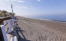 Hallan otro cadáver en la playa de La Rábita, el cuarto que llega a la Costa en seis días